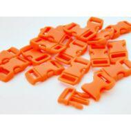Paracord csat narancs 10 mm