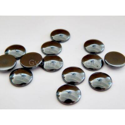 Hematit ásvány kaboson 10 mm