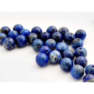 Lapis lazuli ásványgyöngy 8 mm