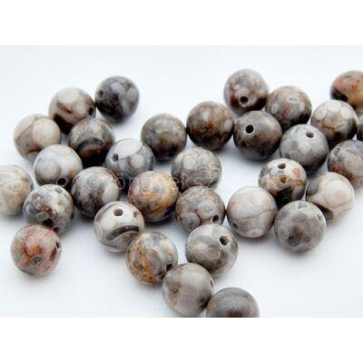 Maifanite jáspis ásványgyöngy 8 mm