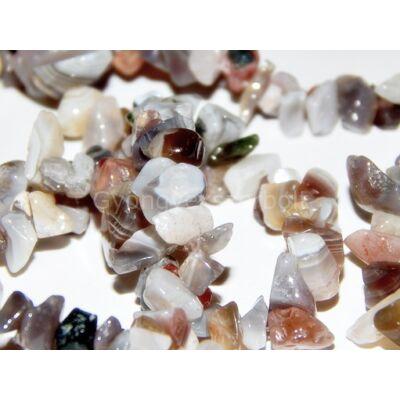 Botswana achát ásványsplitter