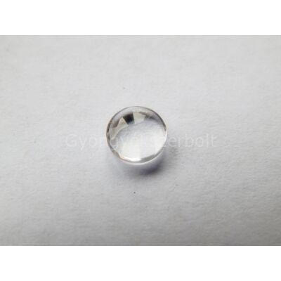 Kerek üveglencse 6 mm