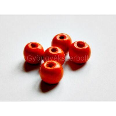 Narancs fagyöngy 10 mm