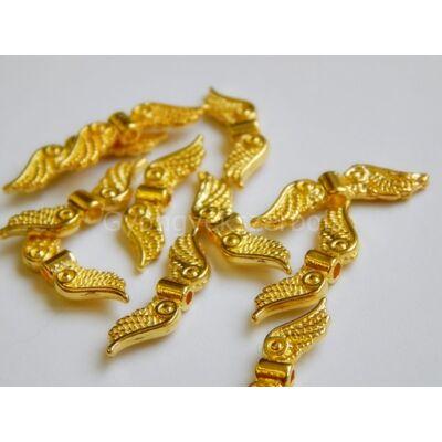 Arany angyal szárny köztes 23x7
