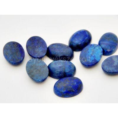 Lapis lazuli ásvány kaboson 13x18 mm