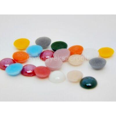 Színkavalkád üveg fél tekla csomag 6 mm