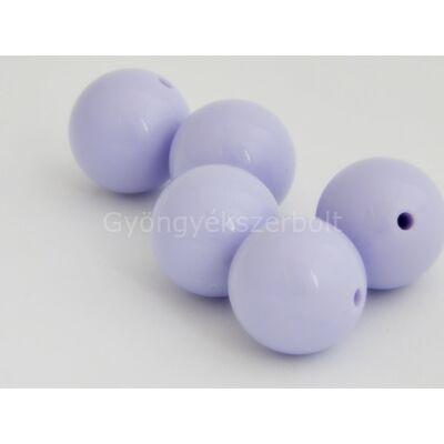 Orgona mega műanyag gyöngy 25 mm