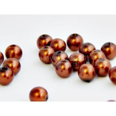 20 db csokoládé műanyag TEKLA gyöngy