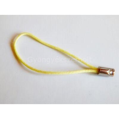 Sárga mobildísz alap 45 mm