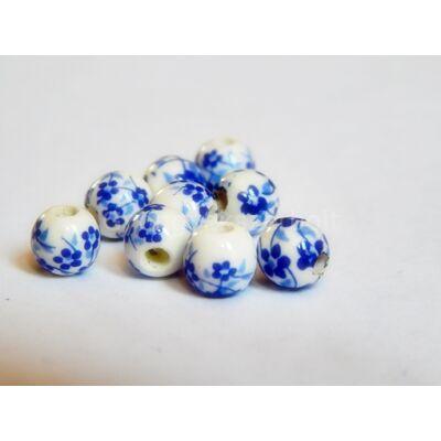Eventide porcelán gyöngy 6mm