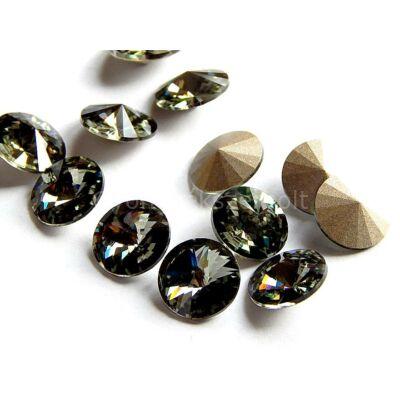 SWAROVSKI rivoli black diamond 12 mm