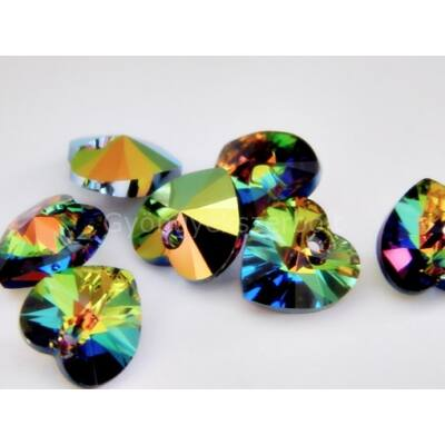 SWAROVSKI xilion crystal vitrail medium szív 10.3x10 mm