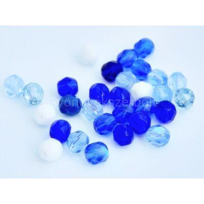 Sailor CSEH gömb üveggyöngy mix 6mm