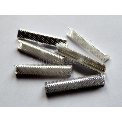Ezüst szalag végzáró 35 mm
