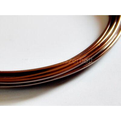 Bronz ékszerdrót 2 mm