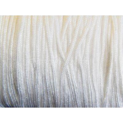 Fehér poliamid zsinór 1,5 mm